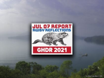 GHDR 2021 July Report – RWBY Reflections
