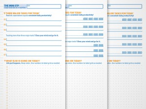 The Mini Emergent Task Planner