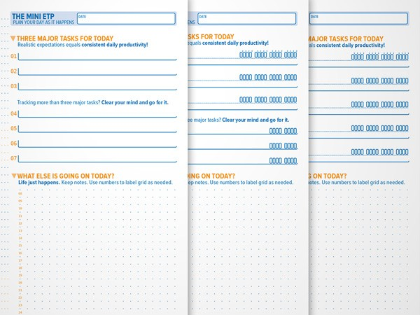 The Mini Emergent Task Planner