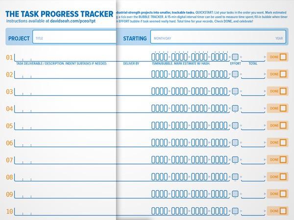 The Task Progress Tracker