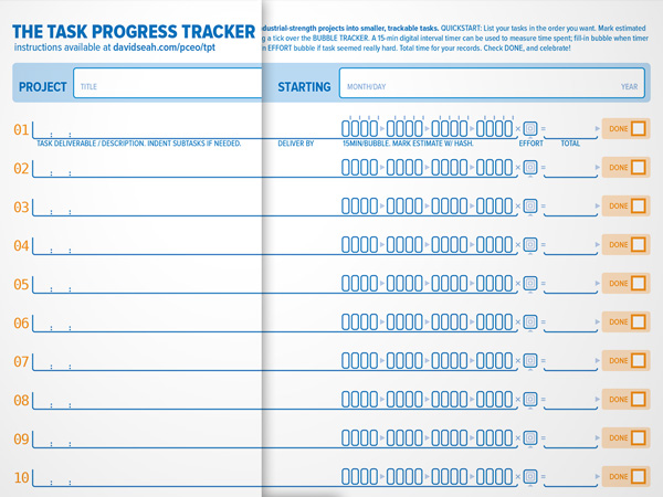 The Task Progress Tracker